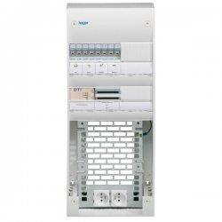 HAGER Coffret VDI 2 rangées 26 modules + platine Grade 3TV